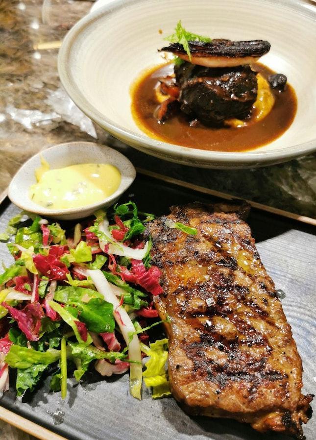 Steak | Beef Cheek Bourguignon