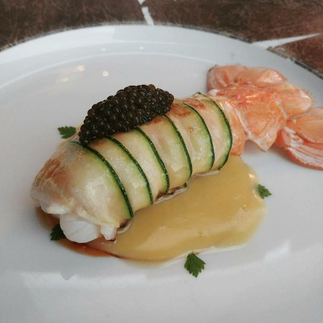 Langoustine From Loctudy, France