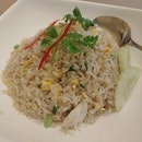 Crab Meat Fried Rice