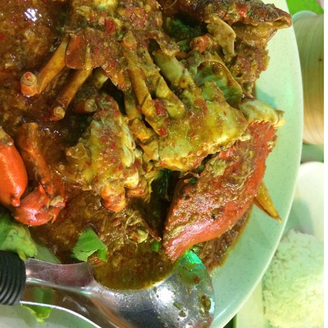 The Best Sweet chili crab!!