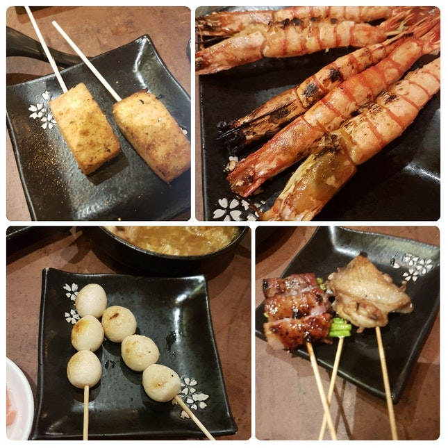 Grilled Items