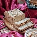 Multi Grain Sesame Castella Cake ($11)