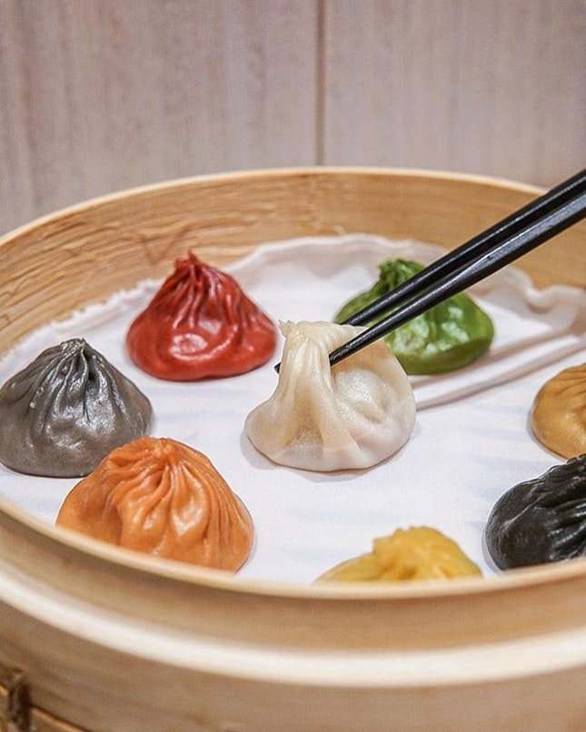 8 Signature Xiao Long Bao