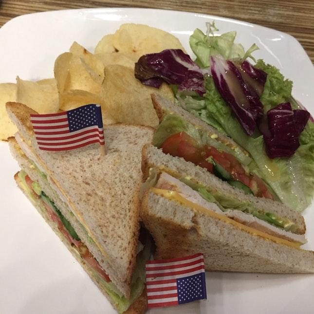 Eat Like An American