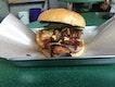 Crispy Pork Belly Burger