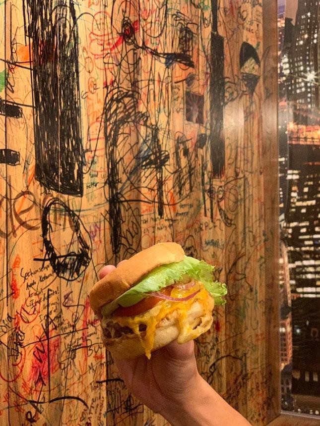 New York Style Burger