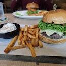 Decent Burger