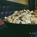 Injeolmi bingsu at Nunsongyee Korean Dessert Café!!