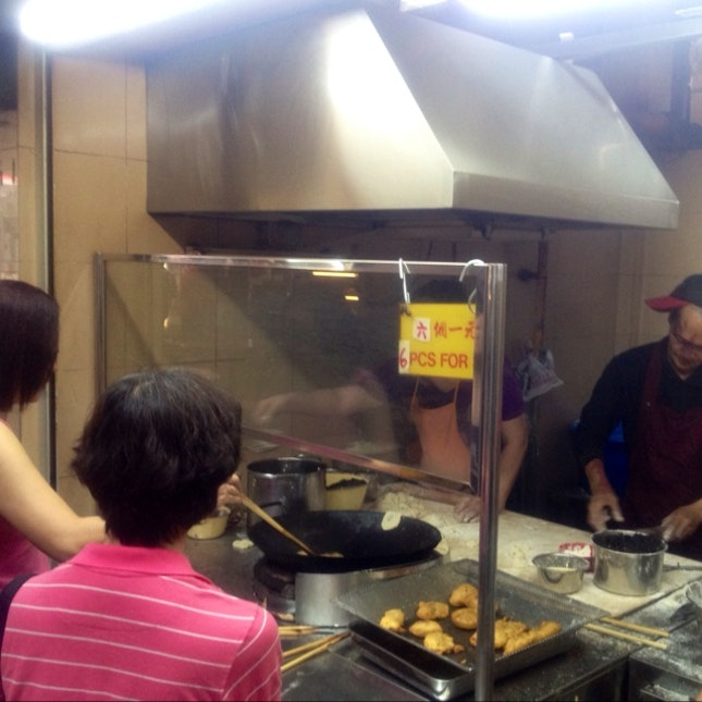 Fry-it-Yourself Hum Jin Pang - 6 For $1
