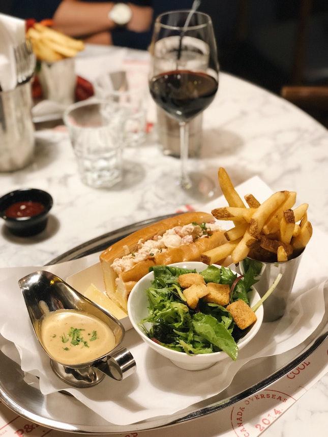 Lobster Roll!!