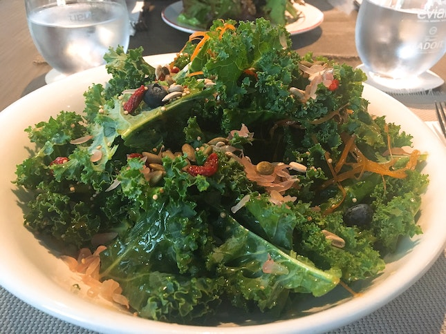 Superfood Salad ($22)
