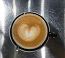 Flat White Latte ($6.50)