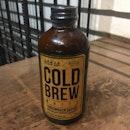 White Cold Brew ($8.50)
