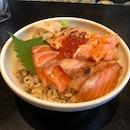 Salmon Kaisen ($16.90)