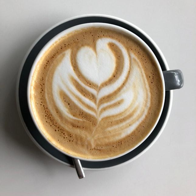 Caffe Latte ($5)
