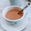 Excellent HK Milk Tea In A Humble Cafe