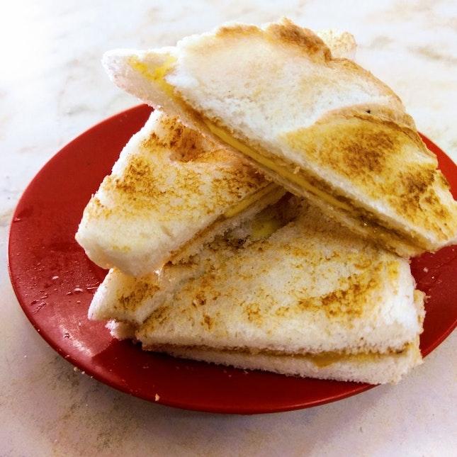 Better Than Yakun's Kaya Toast