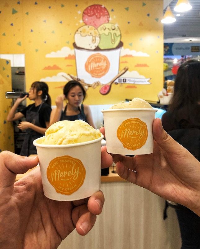 Ice Cream That Makes You Happy