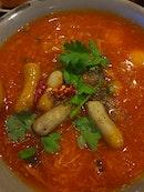 Crab Seafood Soup Noodles