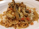 Crayfish Pasta With Losbster Sauce