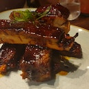 Smoked Pork Ribs @ $42++