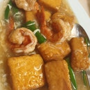 Tofu And Prawn @ $12