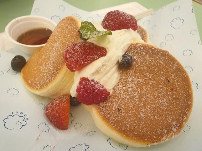 Riz Labo Poofy Pancakes @14