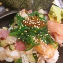 Run Of The Mill Chirashi Don