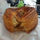 Japanese Curry Crossiant