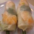 Ultra Fresh And Healthy Spring Rolls