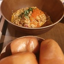 Exotic Laksa Chilli Crab Paste With Mantou