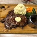 Sirloin Steak (Medium)