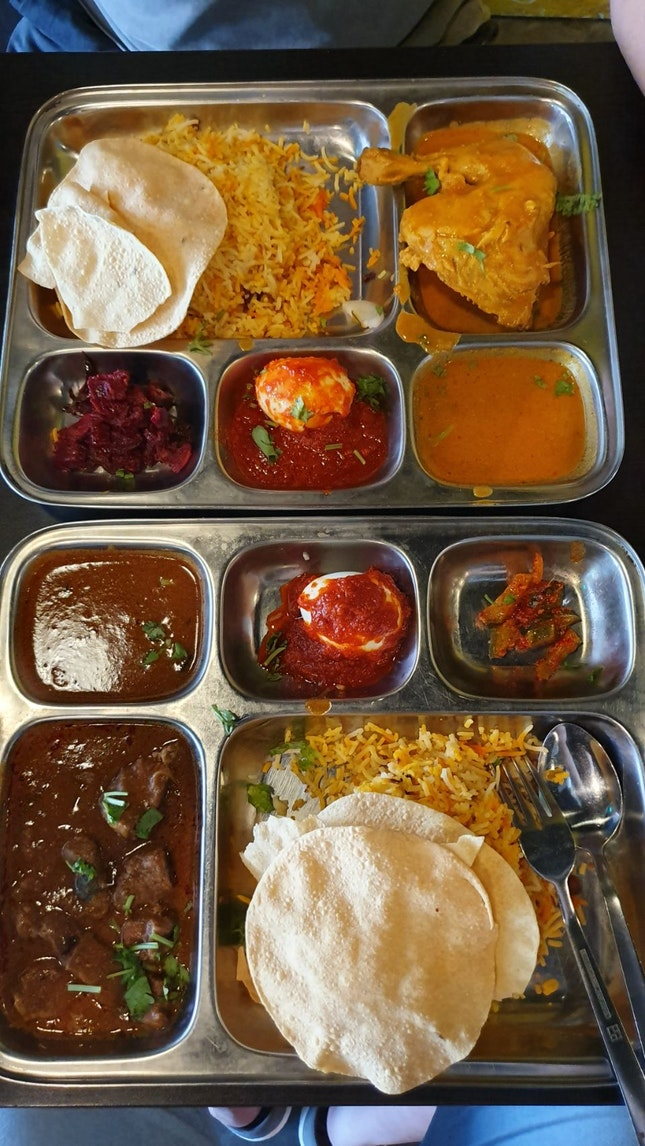 Indian Places to eat at in SG