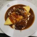 Demi Glacé Sauce Omu Rice