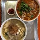 Hai Xian Zhu Zhou 海鲜煮粥 (Ke Kou Mian)