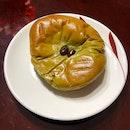 Jikasei Matcha Cream Pan ($2.10)
