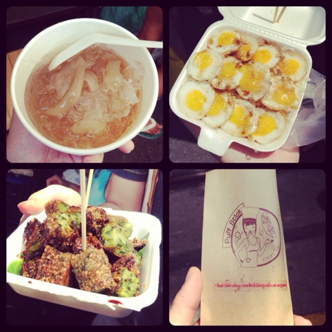 street food goodness