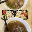 So Pho's Beef Pho ($10.80) brings back memories from Vietnam last year!