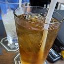 Iced tea $4