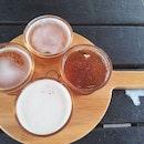 Beer tasting combo $19