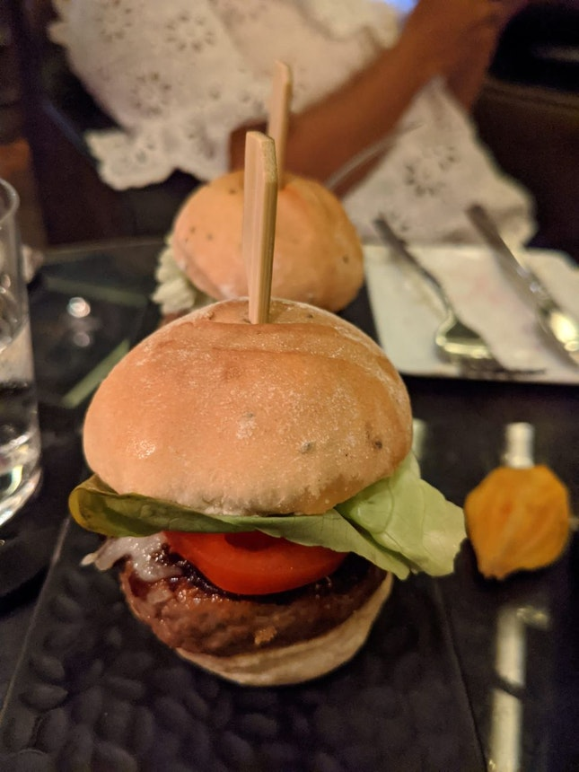 Incredible Burger $24++