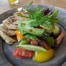 Avocado Salad with chicken Breast 24++