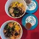 Set meal $18