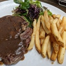 Rib Eye Steak - $22.5++