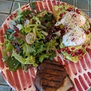 Poached Eggs - $23++