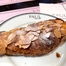 Almond Croissant $5 / 5*