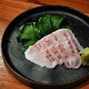 New Item | Higawari Sashimi