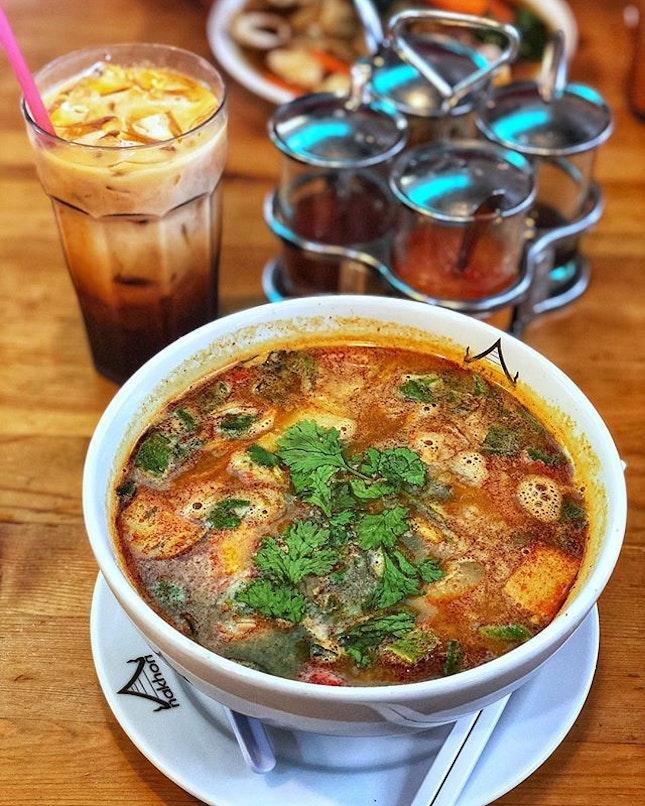 Thai-food day!🙏🏻 .