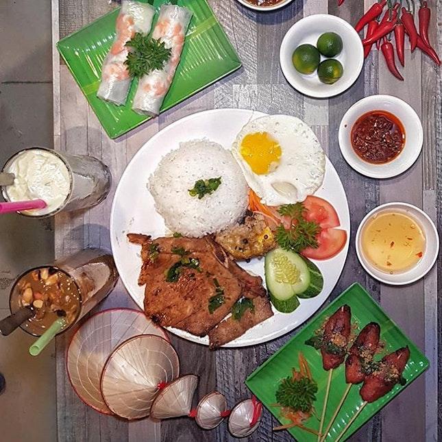 Fancy having Authentic Vietnamese food in the Neighbourhood of Bugis??