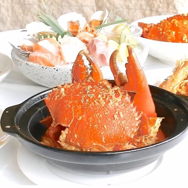 Laksa Crabs!